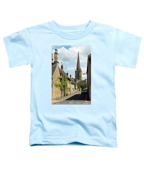 Burford Village Street Toddler T-Shirt