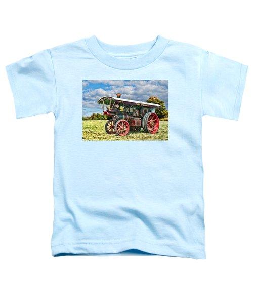 Burrell Showmans Engine Toddler T-Shirt