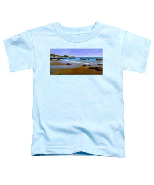 California Coast Toddler T-Shirt