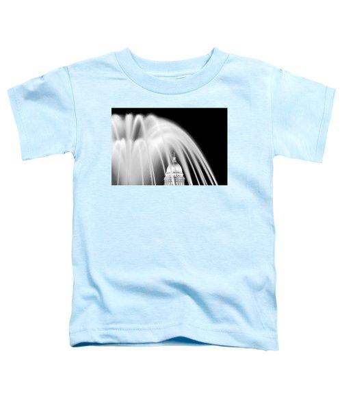 Capitol Fountain Toddler T-Shirt