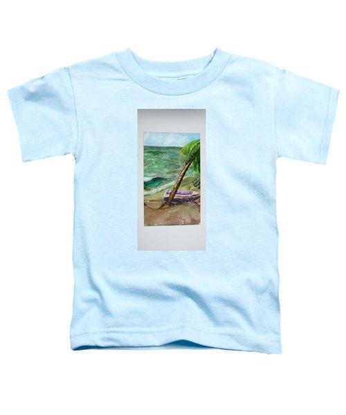 Caribbean Morning II Toddler T-Shirt