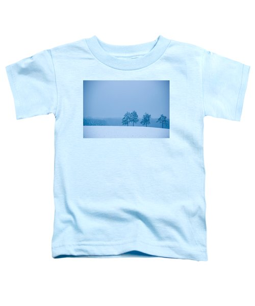 Carolina Snow Toddler T-Shirt