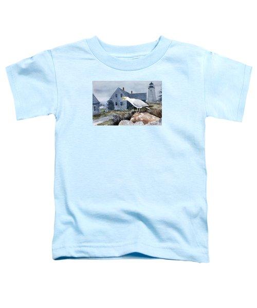 Castine Call Toddler T-Shirt