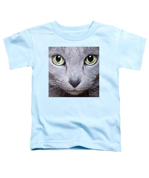 Cat Eyes Toddler T-Shirt