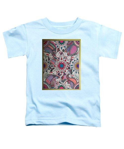 Celebration Of Design Toddler T-Shirt