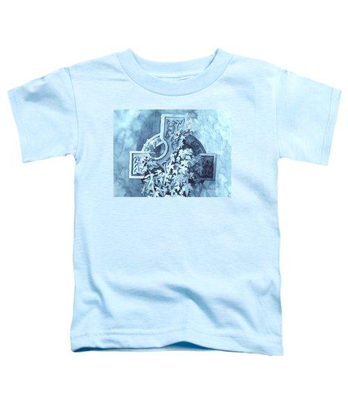 Celtic Cross Study Toddler T-Shirt