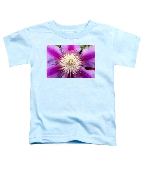 Toddler T-Shirt featuring the photograph Centerpiece by Andrea Platt