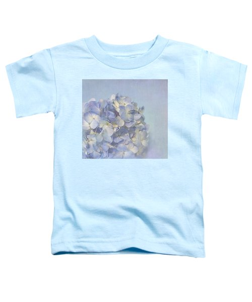 Charming Blue Toddler T-Shirt