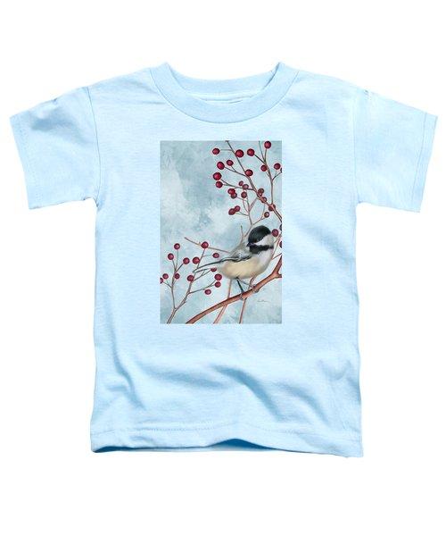 Chickadee I Toddler T-Shirt