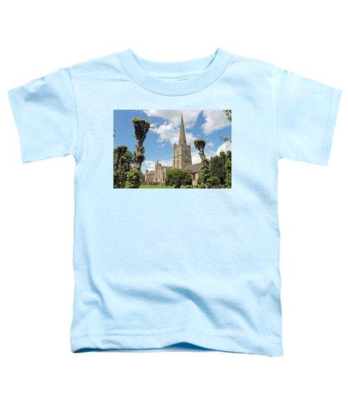 Church Of St John The Baptist Toddler T-Shirt