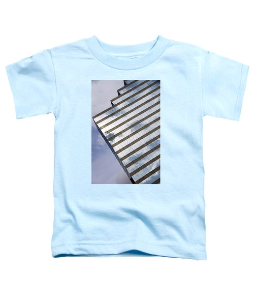 City Cloudscape Toddler T-Shirt