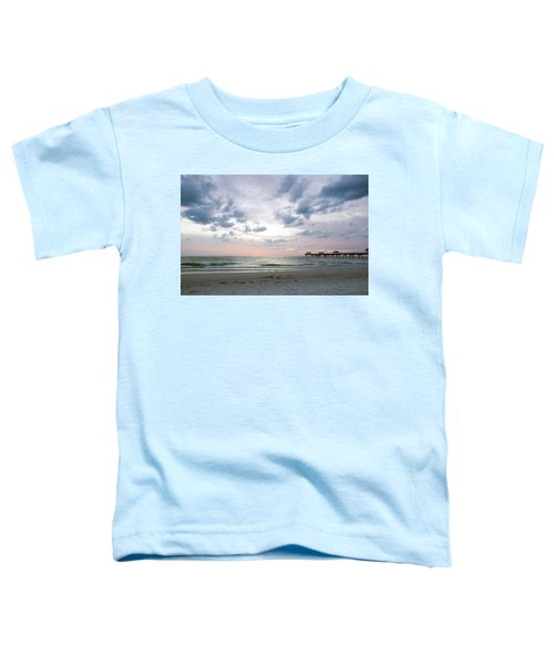 Clearwater Fishing Pier Toddler T-Shirt