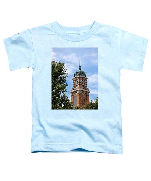 Cleveland West Side Market Tower Toddler T-Shirt