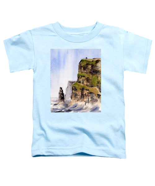 Clare   The Cliffs Of Moher   Toddler T-Shirt