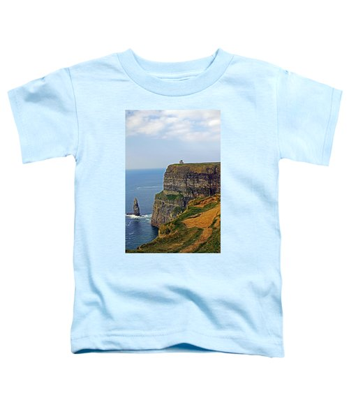 Cliffside Steeple Toddler T-Shirt