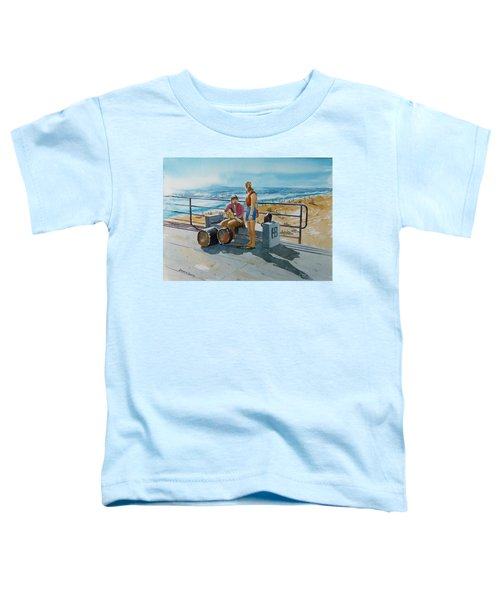 Concert In The Sun To An Audience Of One Toddler T-Shirt