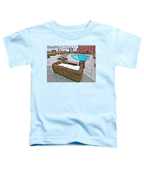 Cooper Roof Toddler T-Shirt