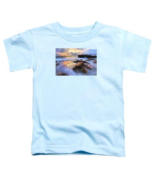 Coral Garden Toddler T-Shirt