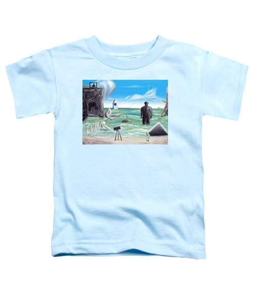 Cosmic Broadcast -last Transmission- Toddler T-Shirt