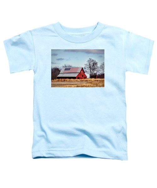 Country Pride Toddler T-Shirt