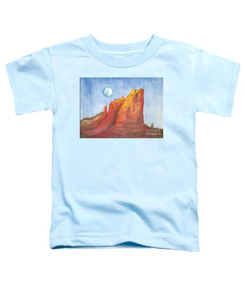 Court House Butte  Toddler T-Shirt
