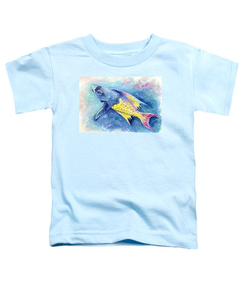 Creole Wrasse Toddler T-Shirt
