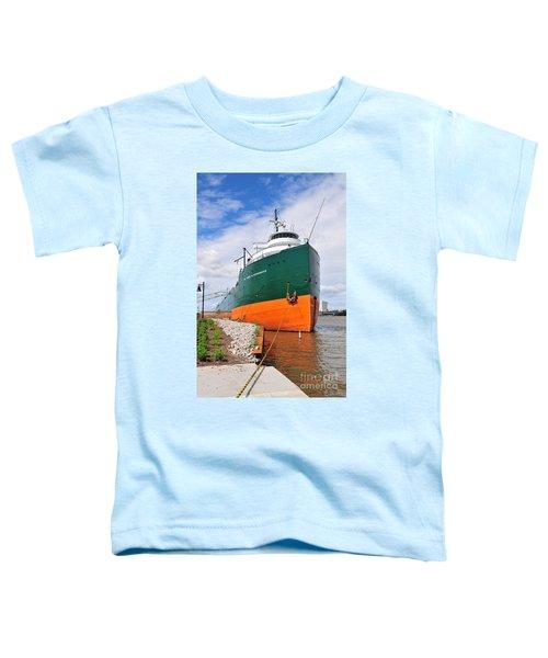 D12u763 Ss Col James M Schoonmaker Toddler T-Shirt