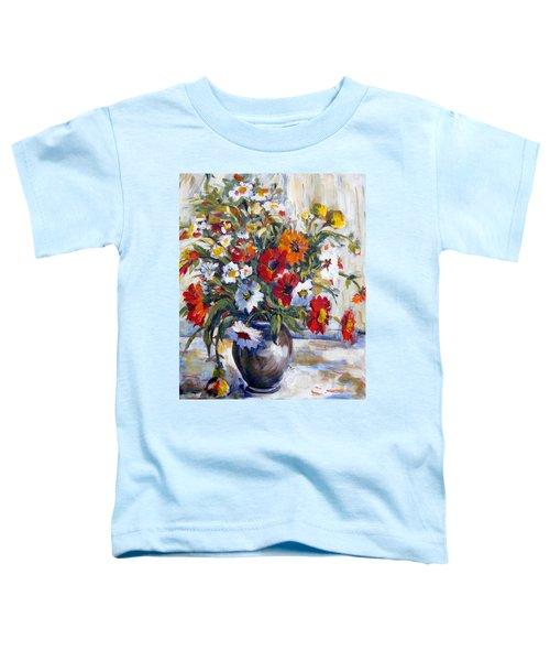 Daisies Toddler T-Shirt