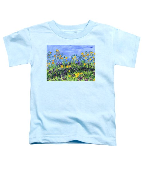 Daisy Days Toddler T-Shirt