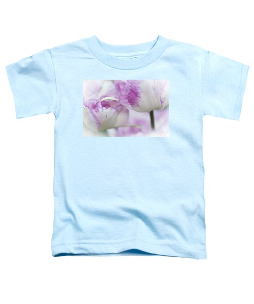 Dappled Tulips. The Tulips Of Holland Toddler T-Shirt