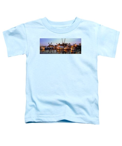 Daytona Sonny Boy And Miss Hazel Toddler T-Shirt