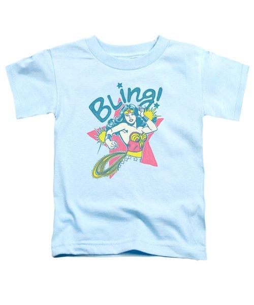 Dc - Bling Toddler T-Shirt
