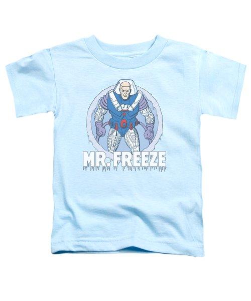 Dc - Mr Freeze Toddler T-Shirt