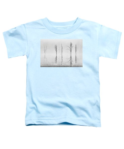 Dead Forest Reflections Toddler T-Shirt