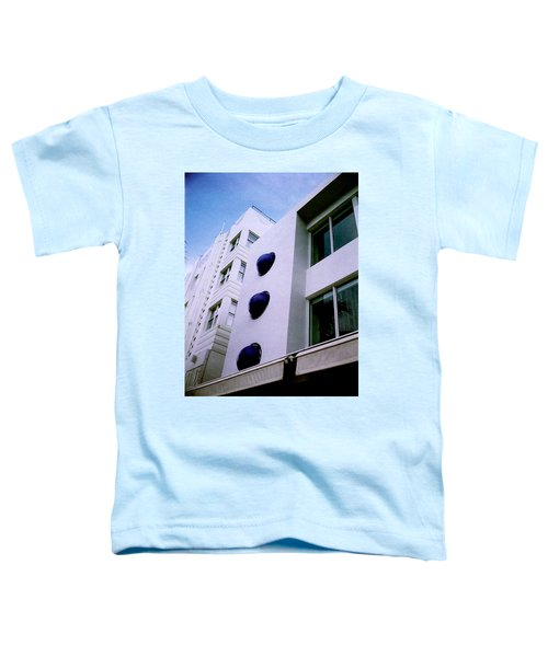 Deco Drive Polaroid Toddler T-Shirt