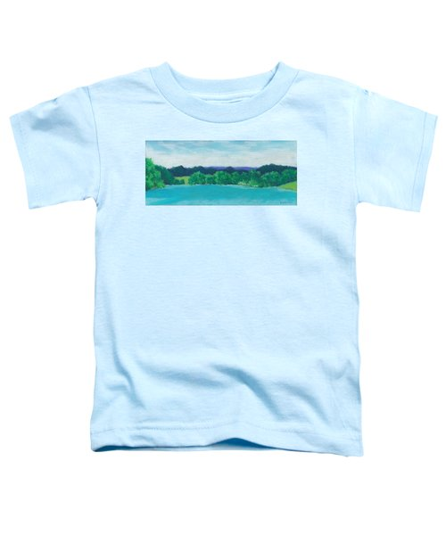 Deep Breath Toddler T-Shirt