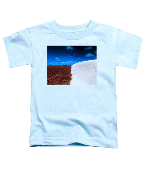Desert Sand And Sky Toddler T-Shirt