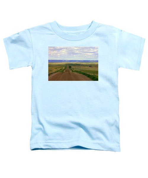 Dirt Road To Forever Toddler T-Shirt