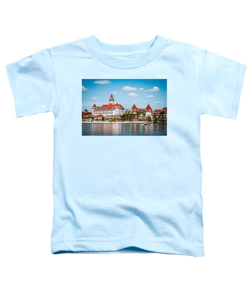 Disney's Grand Floridian Resort And Spa Toddler T-Shirt