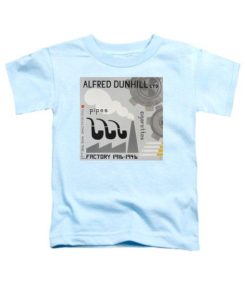 Dunhill Factory Toddler T-Shirt