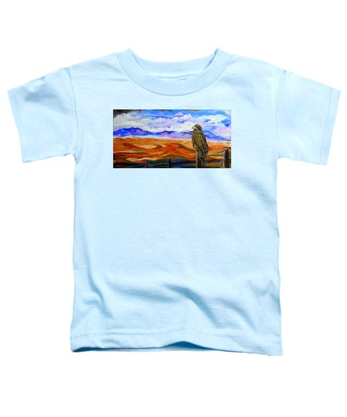 Eagles Watch Toddler T-Shirt