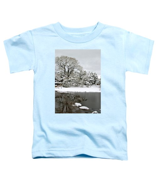 East Verde Winter Crossing Toddler T-Shirt