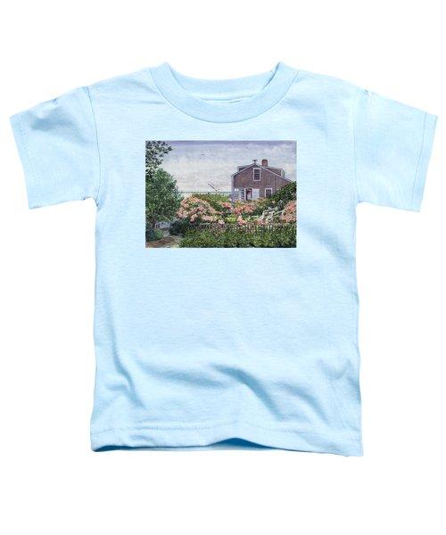 Eastward Look Toddler T-Shirt