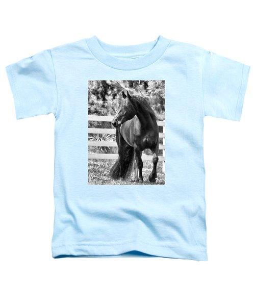 Ebony Beauty Toddler T-Shirt