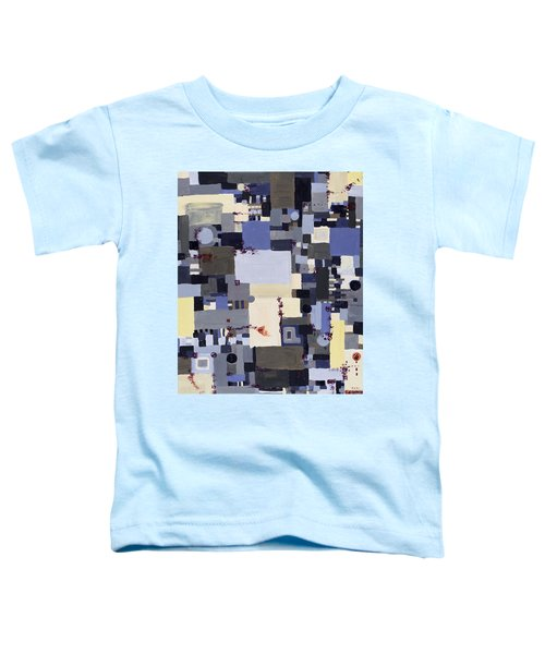 Elastic Dialog Toddler T-Shirt
