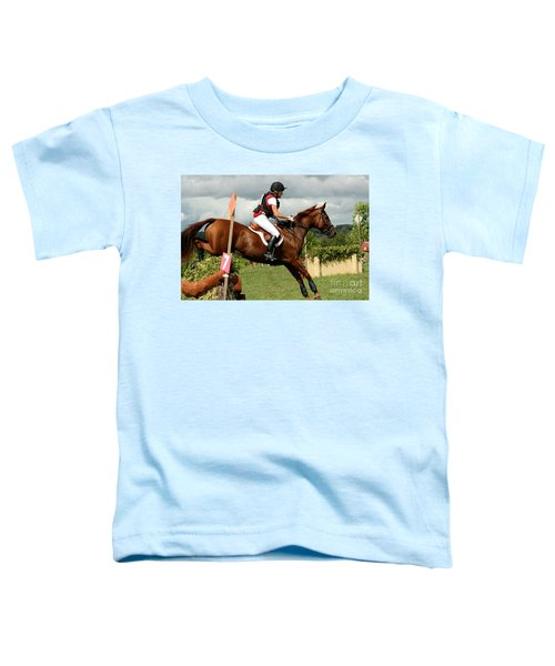 End Of The Jump Toddler T-Shirt