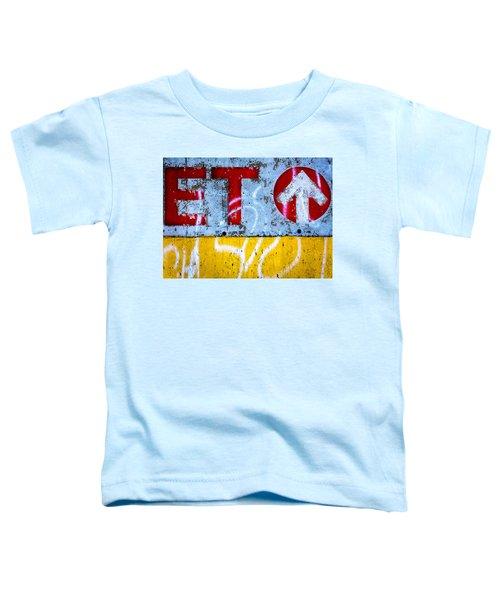 ET  Toddler T-Shirt