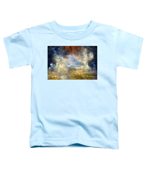 Eye Of The Storm  - Abstract Realism Toddler T-Shirt