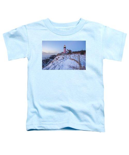 Facing East  Toddler T-Shirt