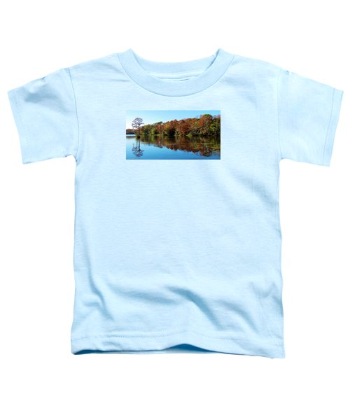 Fall In The Air Toddler T-Shirt